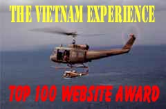 The Vietnam Experience Top 100 Web Site Award